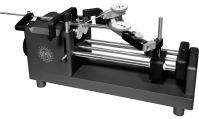 Rundlaufprüfgerät SIMMY für Werkstücke Ø 1,5 mm - 50 mm