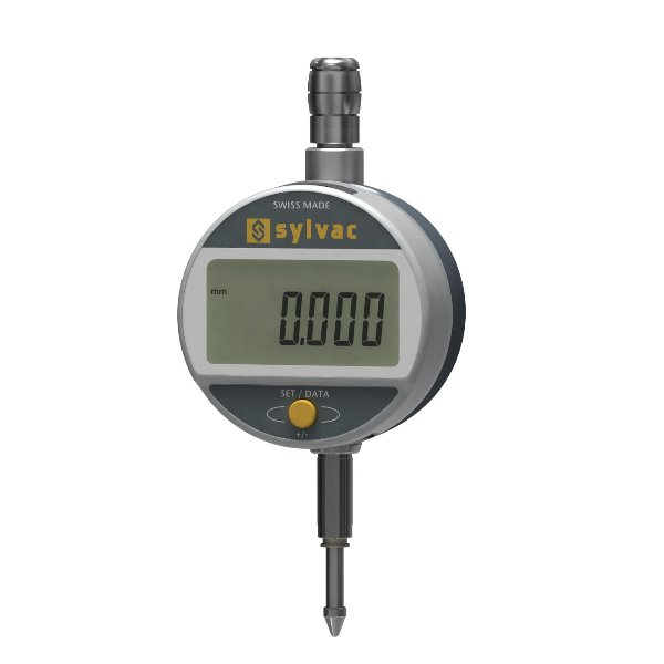 Digital Messuhr Sylvac S_Dial Basic 0 - 12,5 mm SY2101-1241